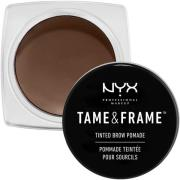 NYX PROFESSIONAL MAKEUP Tame & Frame Brow Pomade Choco