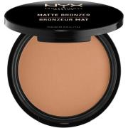 NYX PROFESSIONAL MAKEUP Matte Body Bronzer Blush Light