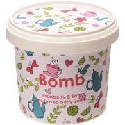 Bomb Cosmetics BOMB Body Scrub Cranberry & Lime