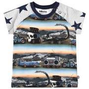Molo Egon T-Shirt Movin`It 80 cm (9-12 mnd)