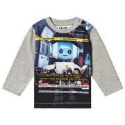 Molo Enovan T-Shirt Robot 74 cm (6-9 mnd)