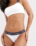Tommy Hilfiger Authentic logo brief in white